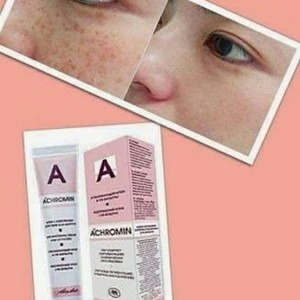 ахромин крем отбеливающий инструкция по применению