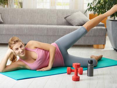 Физические упражнения для уменьшения объема бедер