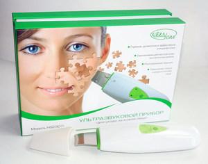 Выбор устройства для ультразвуковой чистки лица