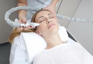 Зоны обработки при lpg массаже лица