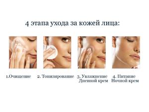 Ежедневное очищение кожи лица