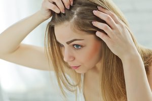 Применение масок для волос